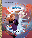 Frozen 2 Little Golden Book (Disney Frozen)