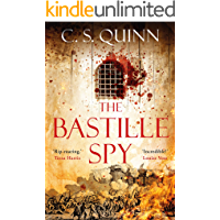 The Bastille Spy: He was murdered with the executioner's tools (A Revolution Spy series)