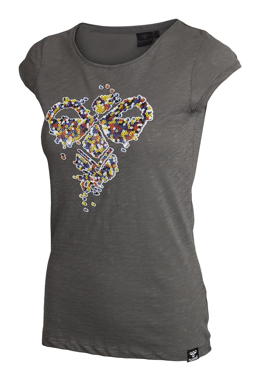 Hummel Femme T-Shirt Amanda Manches courtes 08-709-2600