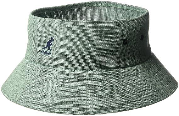 328ed1cb20c Kangol Men s Bamboo Cut Off Bucket Hat Visor at Amazon Men s ...
