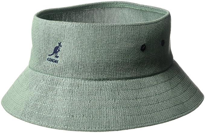 c37b1e31c Kangol Men's Bamboo Cut Off Bucket Hat Visor