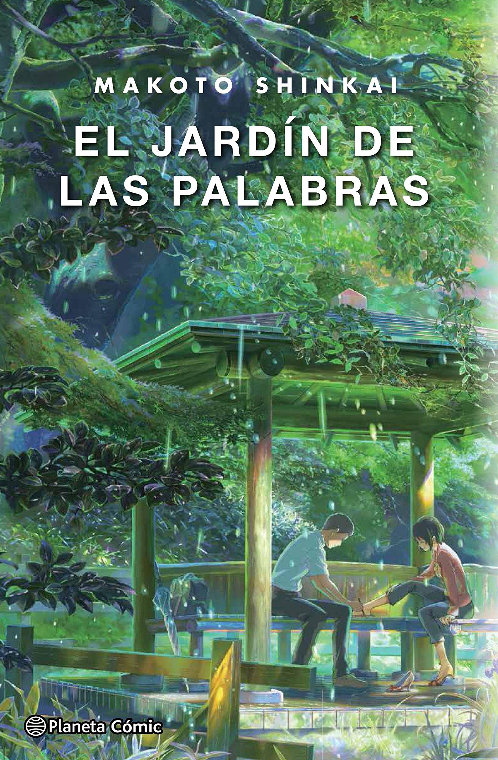 El jardín de las palabras novela Manga: Biblioteca Makoto Shinkai: Amazon.es: Shinkai, Makoto, Daruma: Libros
