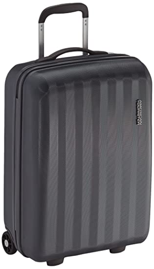 American Tourister At Prismo Ii Upright S Strict Equipaje de cabina, 55 cm, 35 L, Gris (Gris): Amazon.es: Equipaje