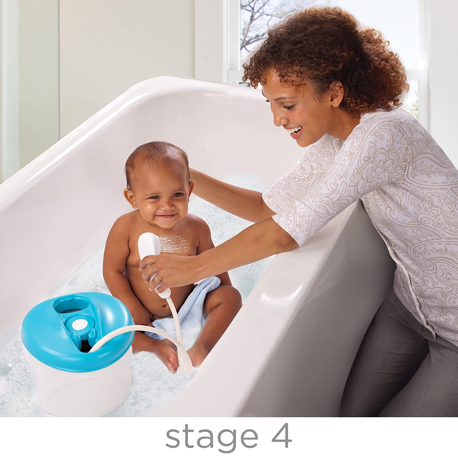 Buy Summer Infant Newborn-to-Toddler Bath and Shower Tub Online at ...
