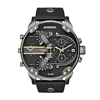 diesel orologio nero