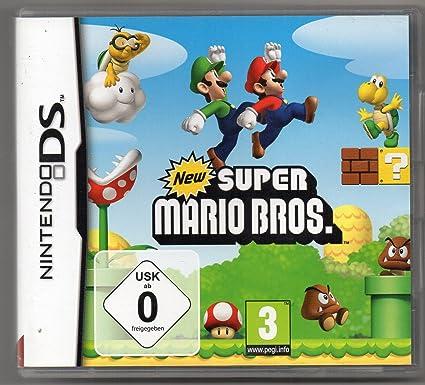 New Super Mario Bros [Importación francesa]: Amazon.es: Videojuegos