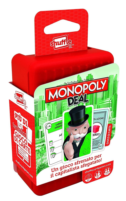 Cartamundi - Monopoly Deal, Juego de Cartas (10.02.01.064)