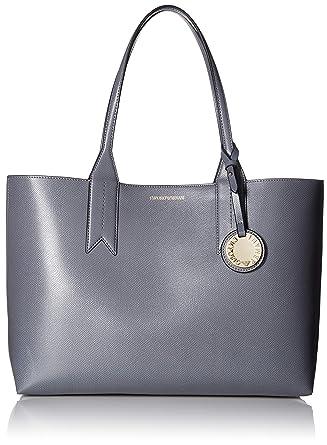 d391fba3bc1e Amazon.com  Emporio Armani Shopping Tote with Money Pouch