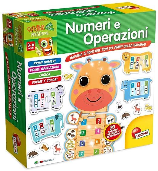 2 opinioni per Lisciani 47505- Carotina Plus Giraffa Numeri e Operazioni