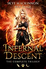 Infernal Descent: The Complete Reverse Harem Trilogy Kindle Edition