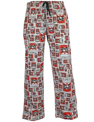 The Simpsons pantalones del pijama para Hombre Los Simpsons: Amazon.es: Ropa y accesorios