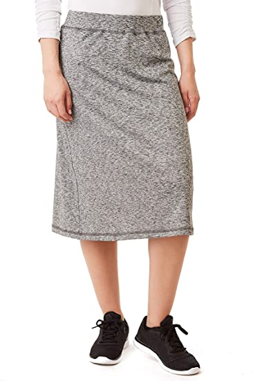 Athleisure Wear by Snoga Pencil Skirt with Full Length Side Zip Leggings