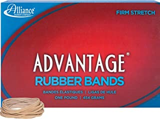 product image for Alliance 26145 Rubber Bands Size 14 1 lb. 2-Inch x1/16-Inch Approx.2250/BX NAT