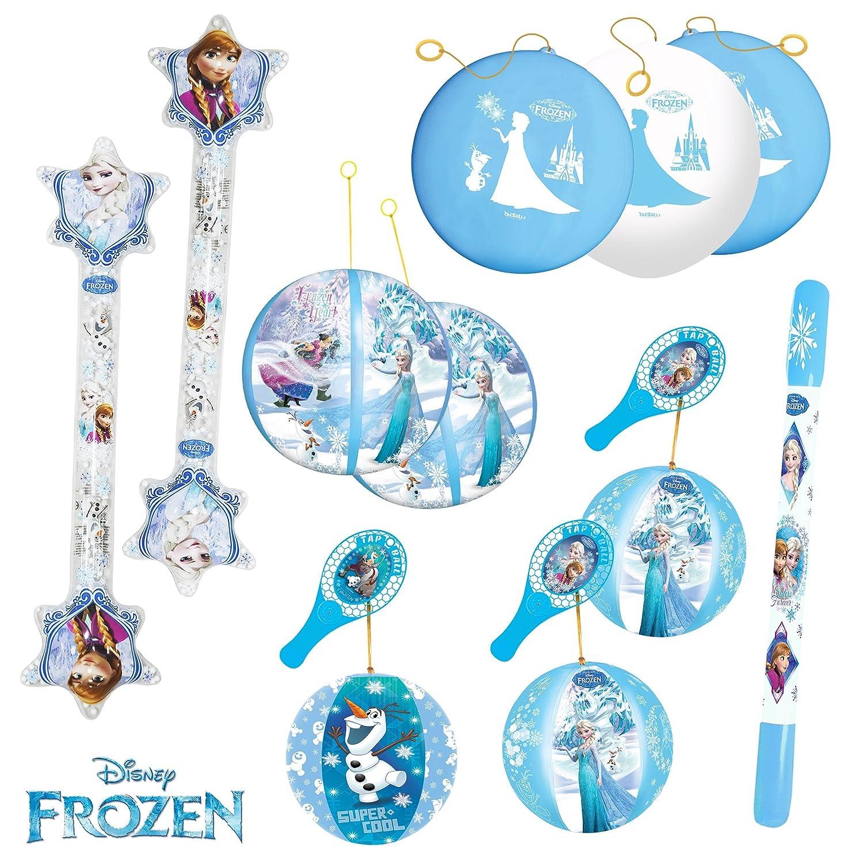 Frozen Kit de fiesta de cumpleaños con 11 juguetes ...