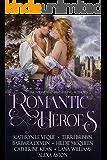 Romantic Heroes: Seven full-length Historical Romance Novels (English Edition)