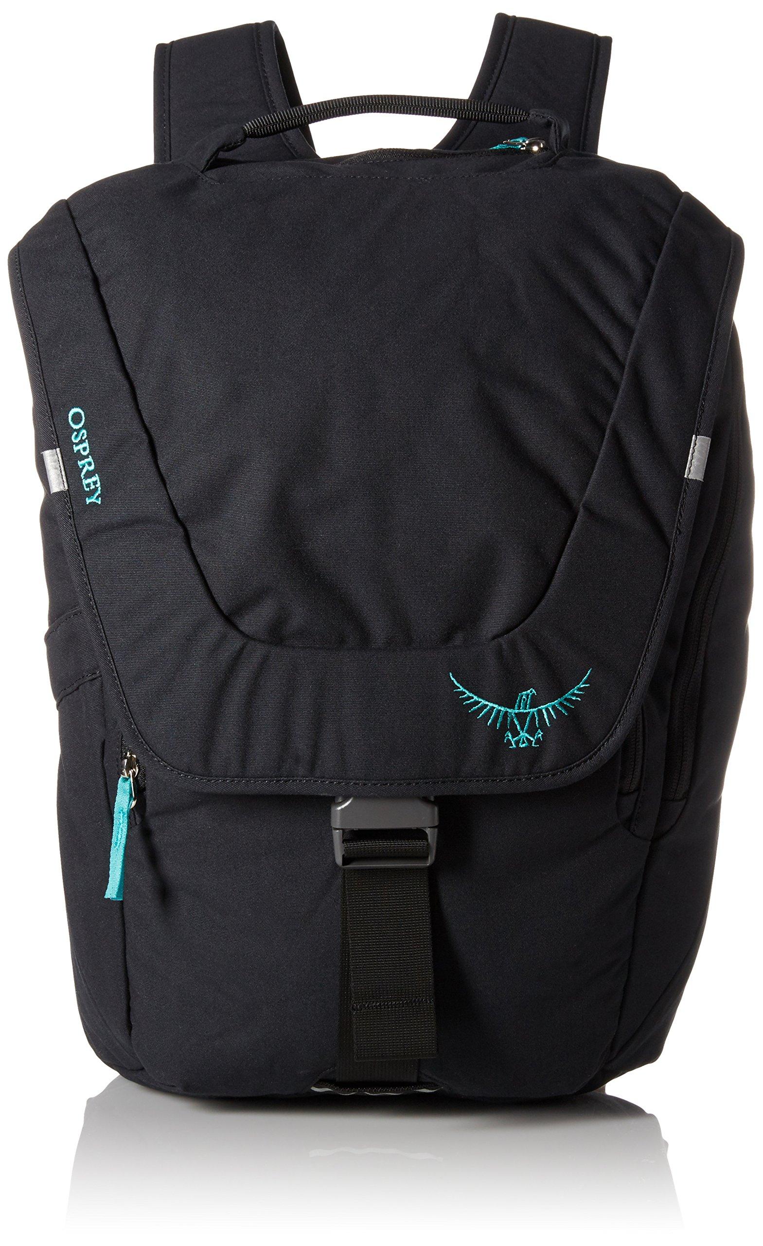 Osprey Women's FlapJill Backpack, Black, One Size by Osprey