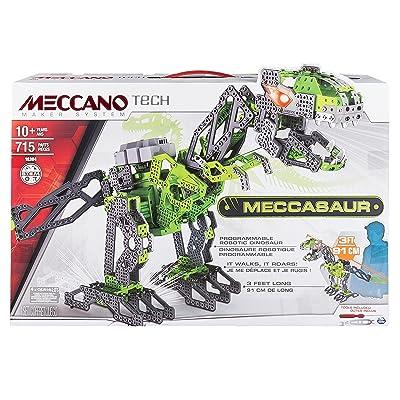 Meccano - Meccasaur: Toys & Games