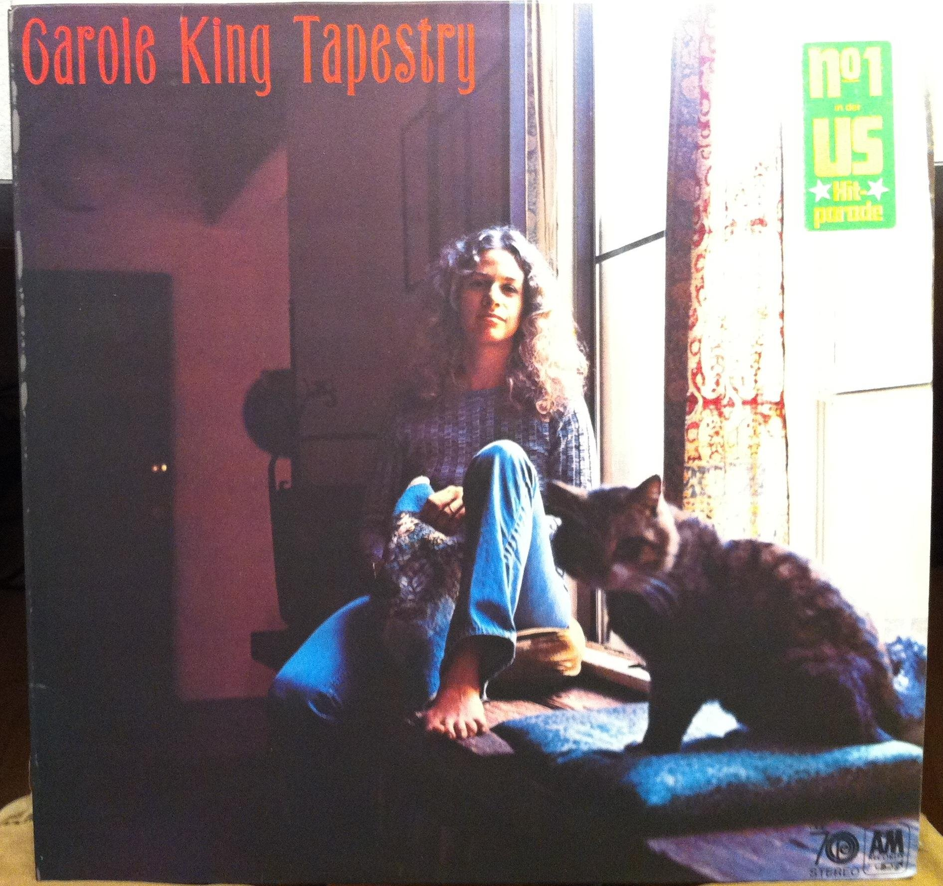Tapestry by A & M records ODE SP 77009