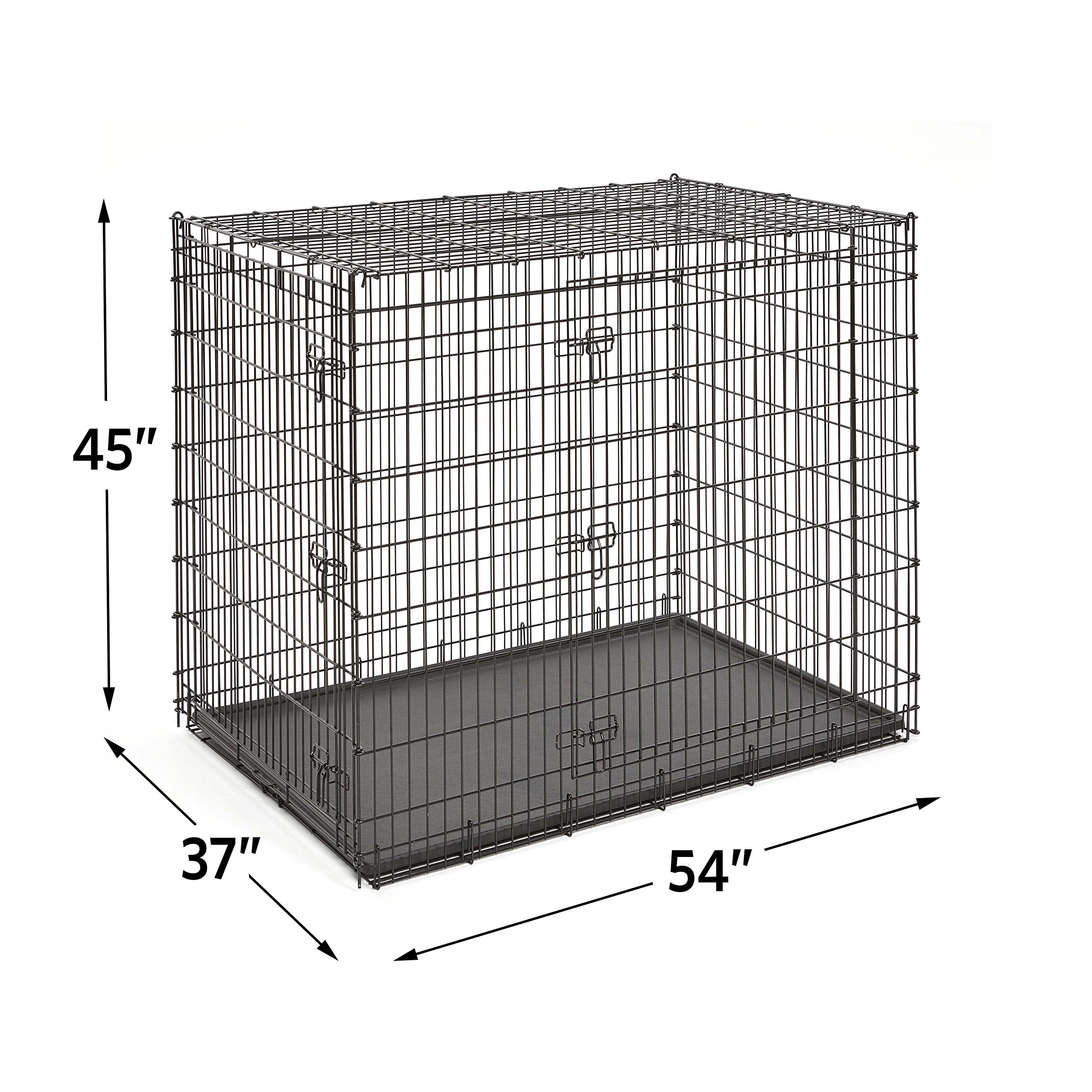 Midwest Homes For Pets Xxl Giant Dog Crate 54 Inch Long