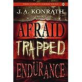Konrath Dark Thriller Collective - Three Novels (Afraid, Trapped, Endurance)