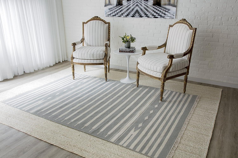 Erin Gates By Momeni Thompson Billings Light Green Hand Woven Wool Area Rug 2 X 3 Furniture Decor