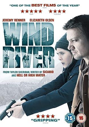 wind river dvd 2017 amazon co uk jeremy renner elizabeth