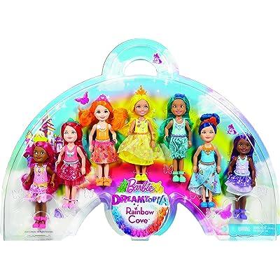 Barbie Dreamtopia Rainbow Cove 7 Chelsea Doll Coffret cadeau