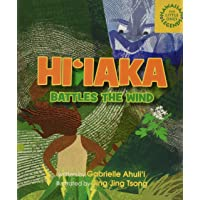 Hi'iaka Battles the Wind