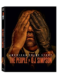 American Crime Story: The People vs. O.J. Simpson [Blu-ray]
