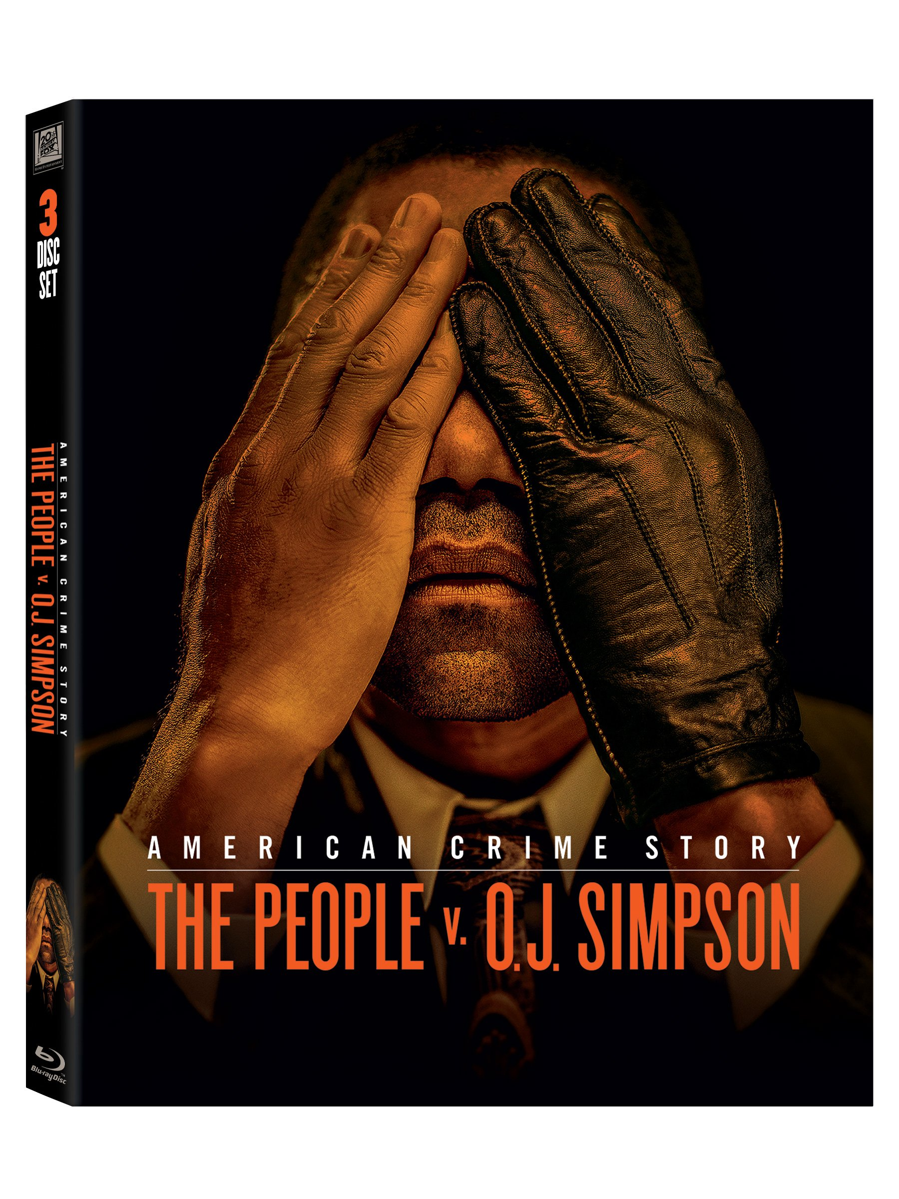 Blu-ray : The People v. O.J. Simpson: American Crime Story (Widescreen, Digital Theater System, AC-3, , 3 Pack)