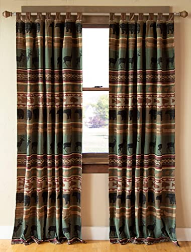 Carstens Skagit River Curtain Panel