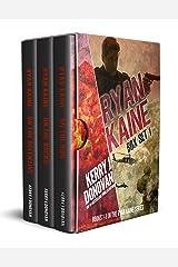 Ryan Kaine: Box Set 1: Books 1 - 3 of the Ryan Kaine Action Thriller Series Kindle Edition