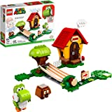 LEGO Super Mario Mario's House & Yoshi Expansion Set 71367 Building Kit, Collectible Toy to Combine with The Super Mario Adve