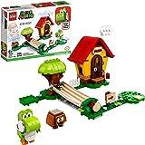 LEGO Kit de construcción Super Mario™ 71367 Set de Expansión: Casa de Mario y Yoshi (205 Piezas)