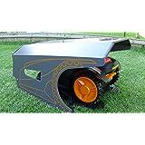 idea mower carport worx landroid s m hroboter carport garage baumarkt. Black Bedroom Furniture Sets. Home Design Ideas
