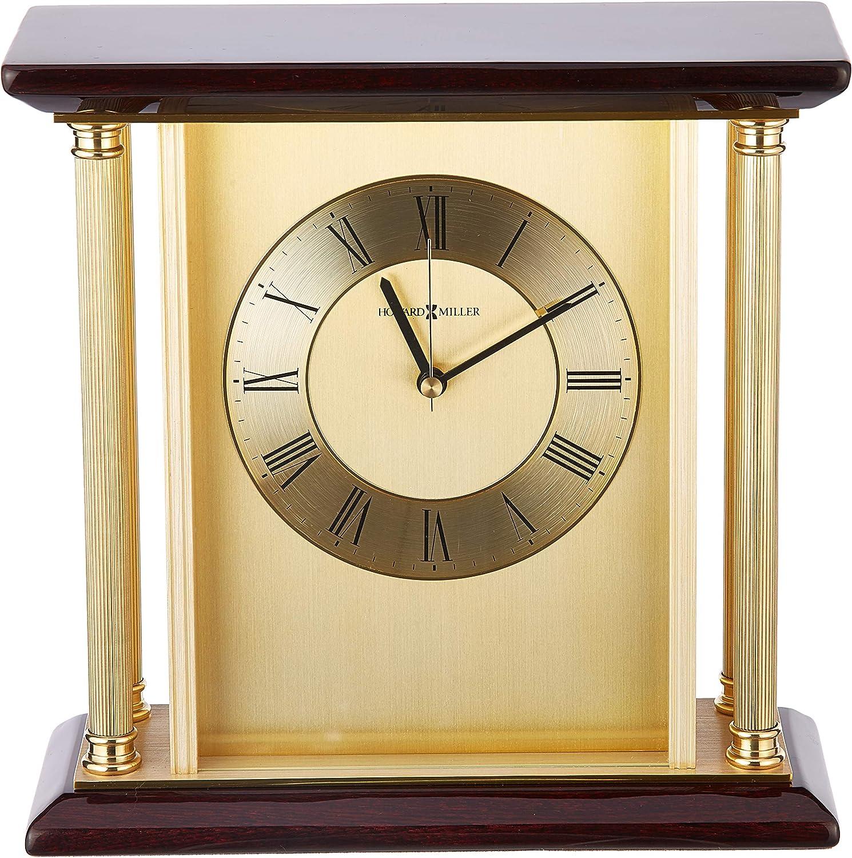 Howard Miller 645-682 Prestige Table Clock by Howard Miller
