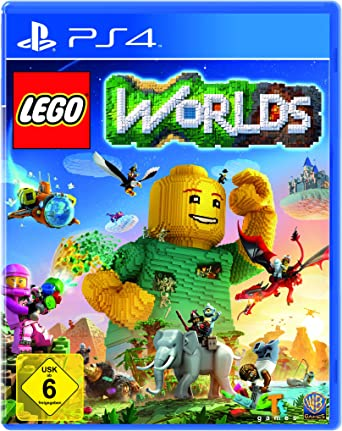 LEGO Worlds - Nintendo Switch [Importación alemana]: Amazon.es ...