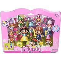 Pinypon - Famosa 700012750 - Blanche Neige et les 7 Nains avec Prince