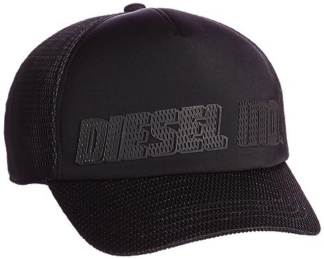 f5768bb8 Diesel Cap Coltz Black (900): Amazon.co.uk: Clothing
