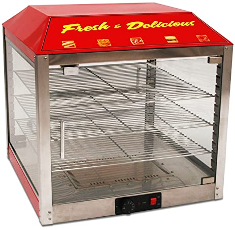 Inspirational Food Warmer Display Cabinet