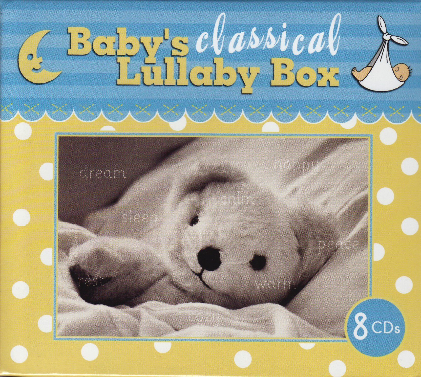 Baby's Classical Lullaby Box