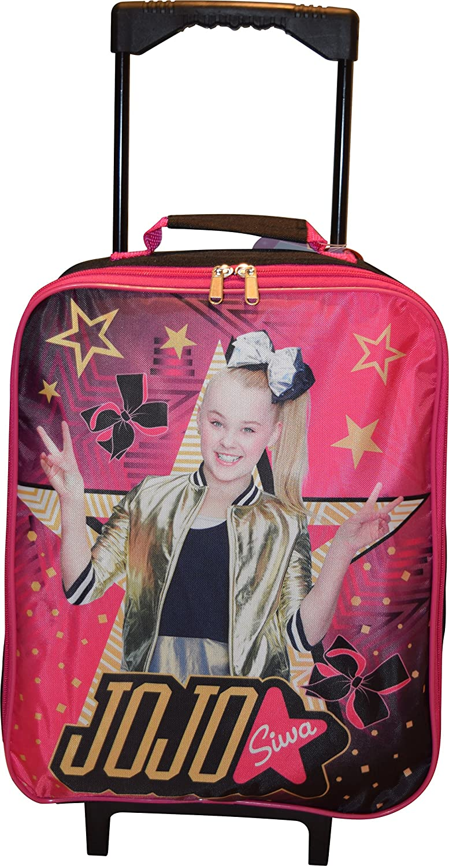Nickelodeon Jojo Siwa Girls 15 Collapsible Wheeled Pilot Case Rolling Luggage Grupo Ruz S.A de C.V.
