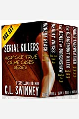 Serial Killers: Collection of True Crime Cases: (5 Books Included - 730 Pages) (Homicide True Crime Cases Book 7)