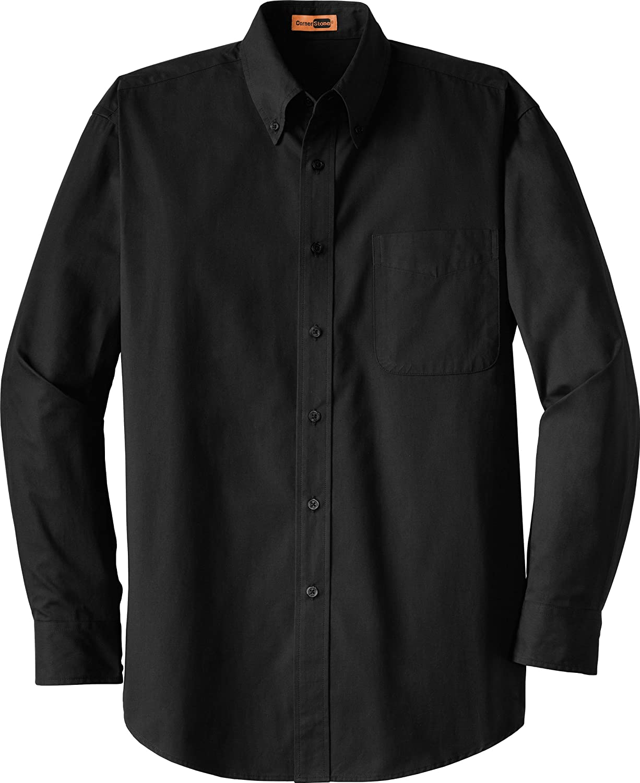Cornerstone SP17 Long Sleeve SuperPro Twill Shirt
