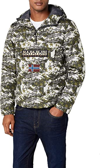 Napapijri Rainforest Exclusive Chaqueta para Hombre