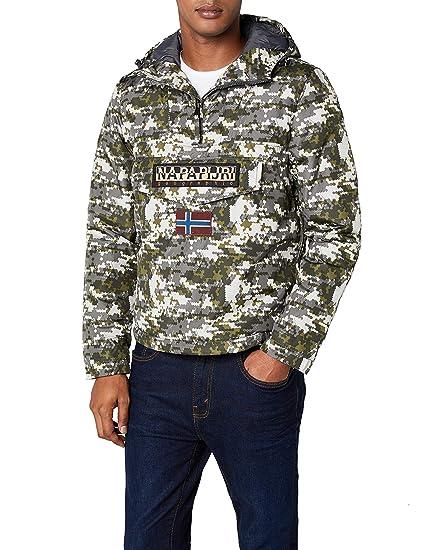 ce28850f4 Napapijri Men's Rainforest Exclusive Jacket
