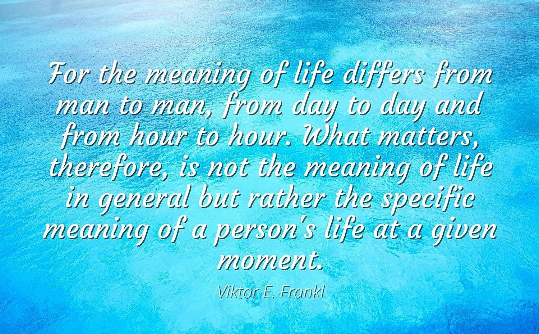 Amazon Viktor E Frankl Famous Quotes Laminated Poster Print
