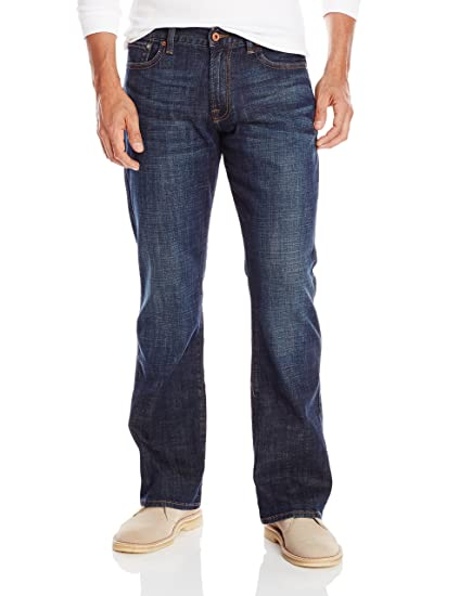 ed6c5a52 Lucky Brand Men's 367 Vintage Bootcut Jean in Riverneck: Amazon.co.uk:  Clothing