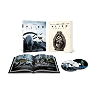 Alien: Covenant With 36 Page Book Includes Photos And Sketches Digital