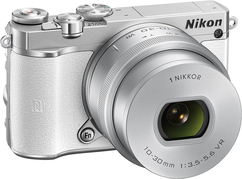 Nikon 1 J5 + 1 NIKKOR VR 10-30mm: Amazon.es: Electrónica